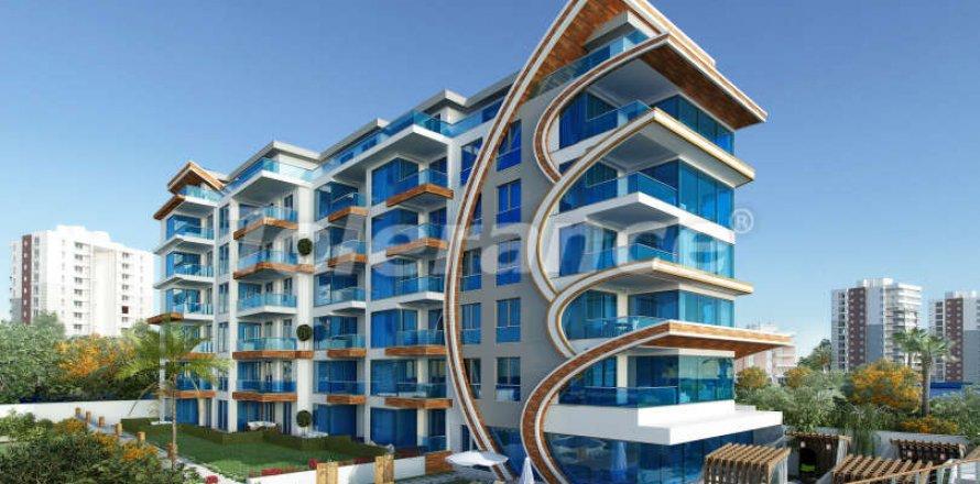Квартира 1+1 в Аланье, Анталья, Турция №3830