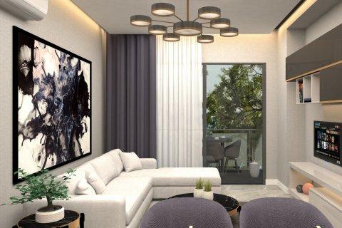 Продажа квартиры в Аланье, Анталья, Турция 1+1, 55м2, №2887 – фото 3