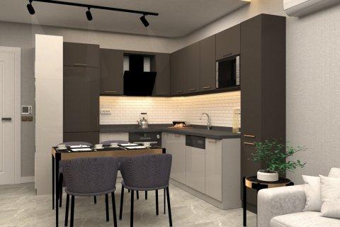 Продажа квартиры в Аланье, Анталья, Турция 1+1, 55м2, №2887 – фото 10