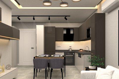 Продажа квартиры в Аланье, Анталья, Турция 1+1, 55м2, №2887 – фото 2