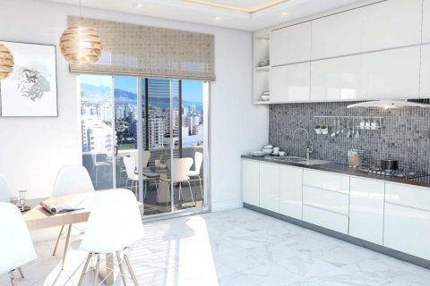 Продажа квартиры в Махмутларе, Анталья, Турция 2+1, 105м2, №2718 – фото 4