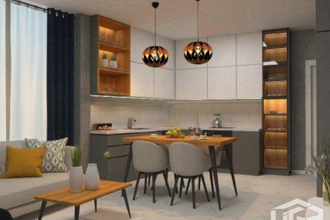 Продажа квартиры в Аланье, Анталья, Турция 1+1, 57м2, №2727 – фото 12