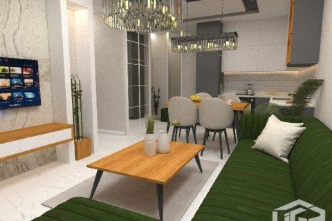 Продажа квартиры в Аланье, Анталья, Турция 1+1, 57м2, №2727 – фото 17