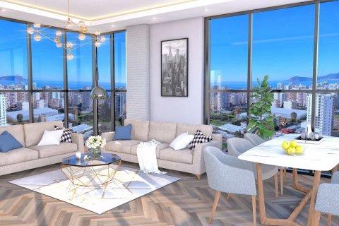 Продажа квартиры в Махмутларе, Анталья, Турция 2+1, 105м2, №2718 – фото 5