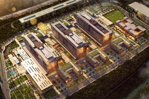 Эрдоган пообещал до конца года открыть в Турции восемь городских больниц
