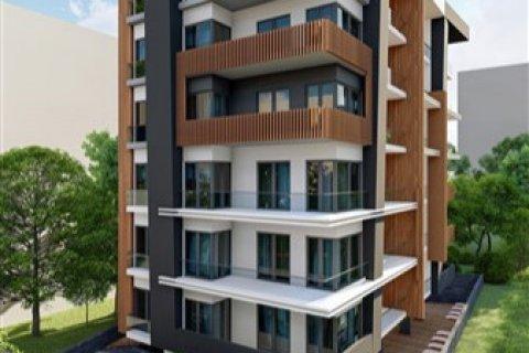 Продажа квартиры в Махмутларе, Анталья, Турция 1+1, 56м2, №4144 – фото 3
