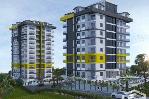 Продажа квартиры в Аланье, Анталья, Турция 2+1, 130м2, №4126 – фото 1