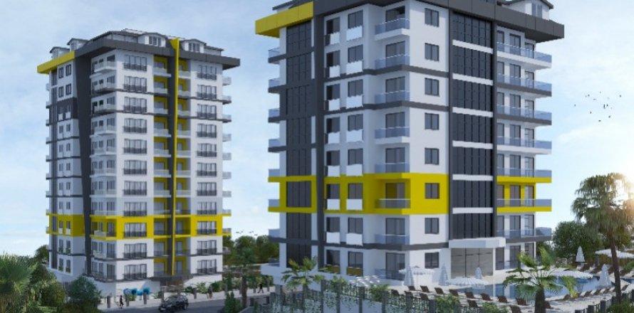 Квартира 2+1 в Аланье, Анталья, Турция №4126