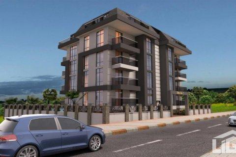 Продажа квартиры в Авсалларе, Анталья, Турция 1+1, 63м2, №4041 – фото 3