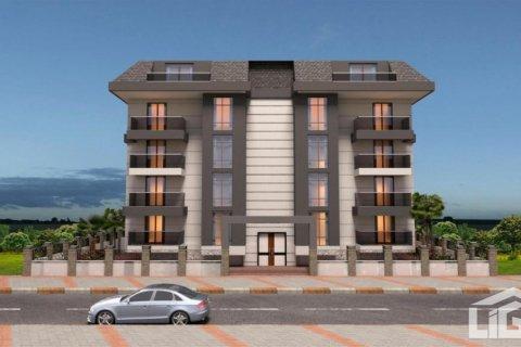 Продажа квартиры в Авсалларе, Анталья, Турция 1+1, 63м2, №4041 – фото 2