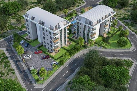 Квартира 1+1 в Аланье, Турция №4125 - 6