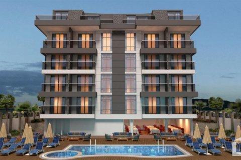 Продажа квартиры в Авсалларе, Анталья, Турция 1+1, 63м2, №4041 – фото 1