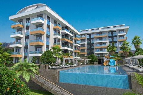 Квартира 1+1 в Аланье, Турция №4125 - 4