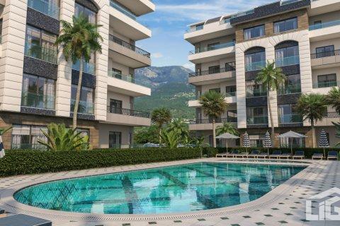 Продажа квартиры в Оба, Анталья, Турция 1+1, 70м2, №4037 – фото 1
