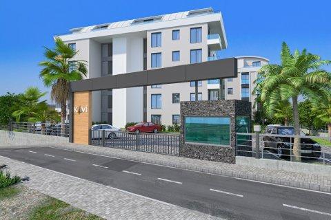Квартира 1+1 в Аланье, Турция №4125 - 2