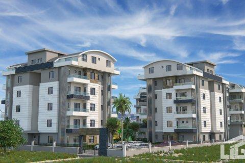 Продажа квартиры в Оба, Анталья, Турция 1+1, 70м2, №4037 – фото 4