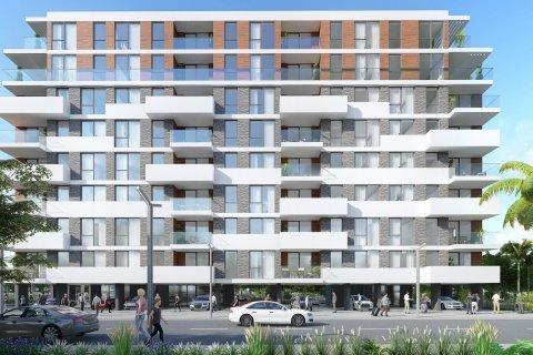 Продажа квартиры в Фамагусте, Северный Кипр 2 комн., 52м2, №4202 – фото 1