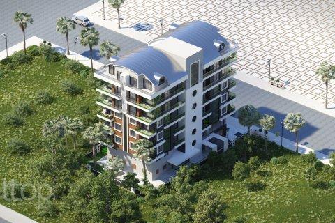 Продажа квартиры в Махмутларе, Анталья, Турция студия, 65м2, №4365 – фото 3