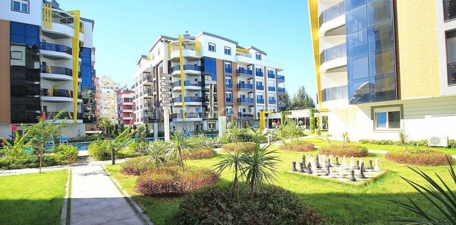 Квартира 1+1 в Коньяалты, Анталья, Турция №4483