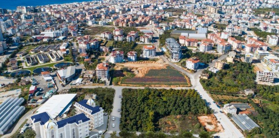 Жилой комплекс в Аланье, Анталья, Турция №4167