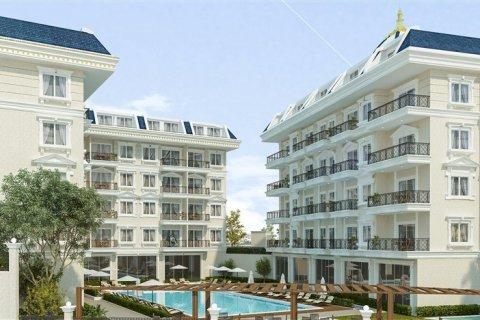 Жилой комплекс в Аланье, Анталья, Турция №4167 – фото 16