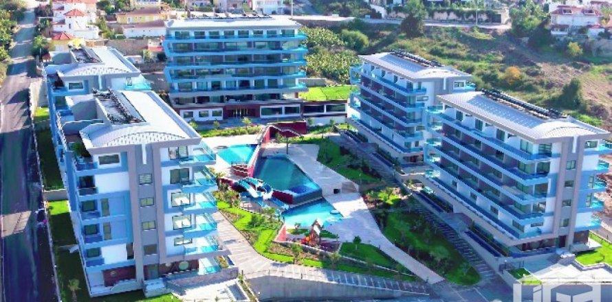 Квартира 2+1 в Аланье, Анталья, Турция №4093