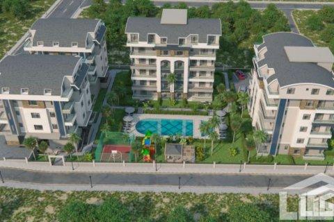Продажа квартиры в Оба, Анталья, Турция 1+1, 70м2, №4037 – фото 10