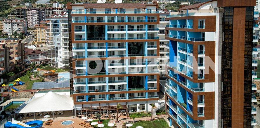 Квартира 1+1 в Аланье, Анталья, Турция №4650