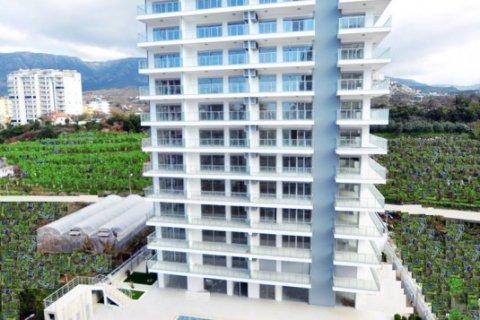 Продажа квартиры в Махмутларе, Анталья, Турция 1+1, 76м2, №4186 – фото 1