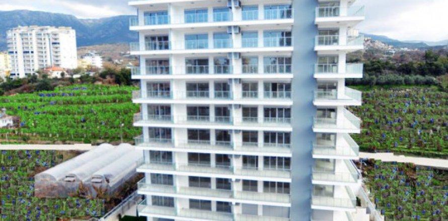Квартира 1+1 в Махмутларе, Анталья, Турция №4186