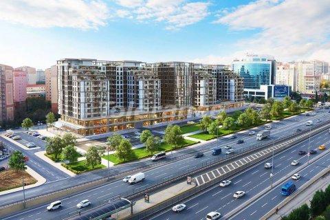 Продажа квартиры в Стамбуле, Турция 2+1, 80м2, №4640 – фото 1