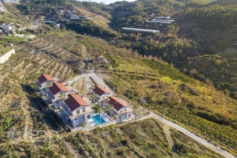 Продажа виллы в Аланье, Анталья, Турция 5 комн., 190м2, №4278 – фото 56