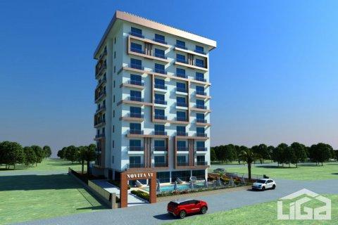 Квартира 1+1 в Махмутларе, Турция №4082 - 1