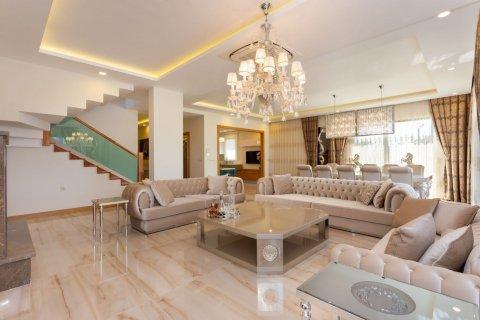 Продажа виллы в Дёшемеалты, Анталья, Турция 6+1, 425м2, №4511 – фото 4