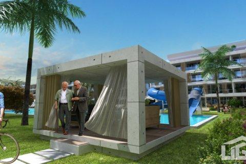 Продажа квартиры в Искеле, Северный Кипр студия, 47м2, №4158 – фото 3