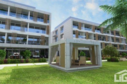 Квартира 1+1 в Искеле №4160 - 14