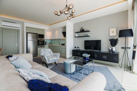 Продажа квартиры в Аланье, Анталья, Турция 2+1, 115м2, №4573 – фото 41