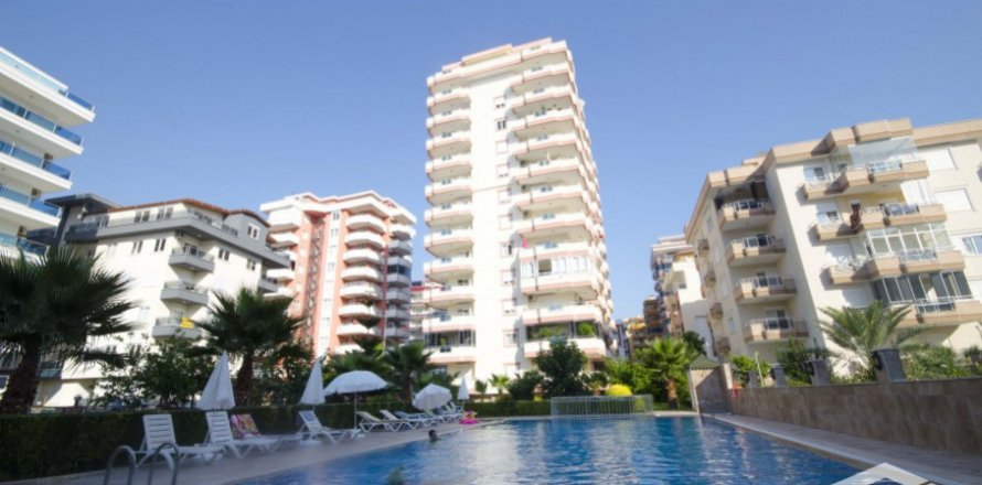 Квартира 2+1 в Махмутларе, Анталья, Турция №4111