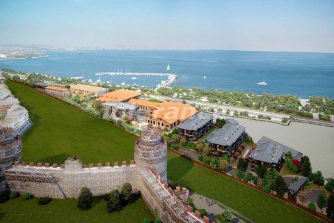 Продажа квартиры в Стамбуле, Турция 1+1, 72м2, №4672 – фото 2