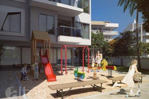 Продажа квартиры в Аланье, Анталья, Турция студия, 55м2, №4177 – фото 15
