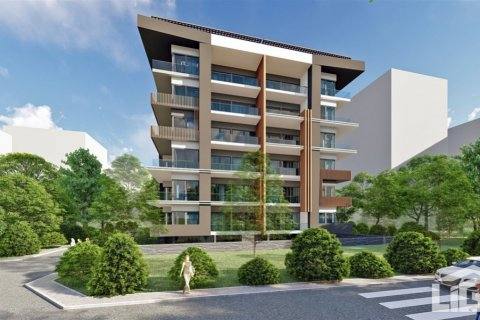 Продажа квартиры в Махмутларе, Анталья, Турция 1+1, 56м2, №4144 – фото 1