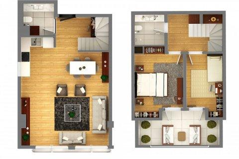 Продажа квартиры в Муратпаше, Анталья, Турция 2+1, 110м2, №4520 – фото 29