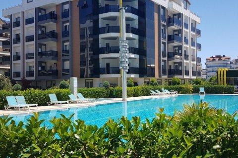 Продажа квартиры в Коньяалты, Анталья, Турция 1+1, 65м2, №4483 – фото 16