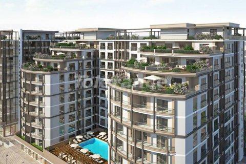 Продажа квартиры в Стамбуле, Турция 2+1, 80м2, №4640 – фото 2