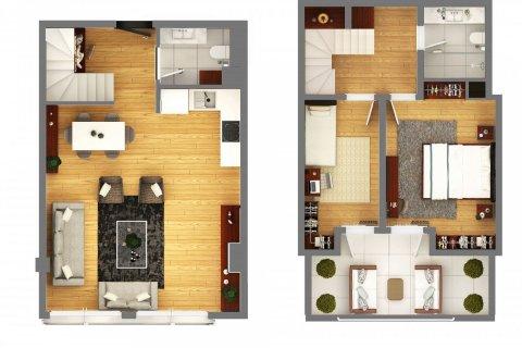 Продажа квартиры в Муратпаше, Анталья, Турция 2+1, 110м2, №4520 – фото 30