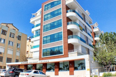 Продажа квартиры в Коньяалты, Анталья, Турция 1+1, 77м2, №4476 – фото 3