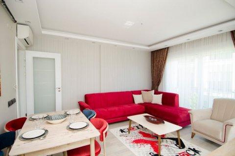 Продажа квартиры в Коньяалты, Анталья, Турция 1+1, 65м2, №4483 – фото 9