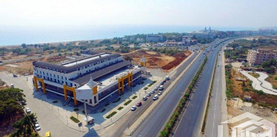 Коммерческая недвижимость 50м2 в Авсалларе, Анталья, Турция №4089