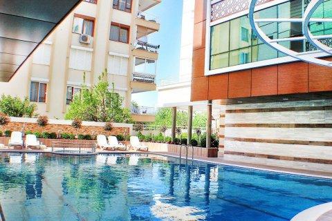 Продажа квартиры в Коньяалты, Анталья, Турция 1+1, 77м2, №4476 – фото 2