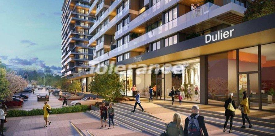 Коммерческая недвижимость 118м2 в Стамбуле, Турция №4390
